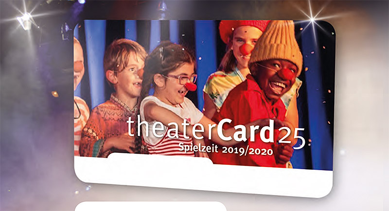 Ansicht TheaterCard 25
