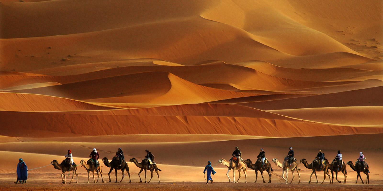Marokko Magie des Orients